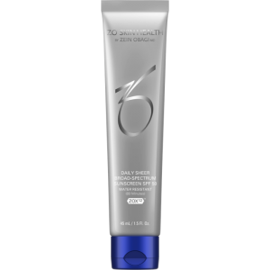 ZO Daily Sheer Sunscreen SPF 50