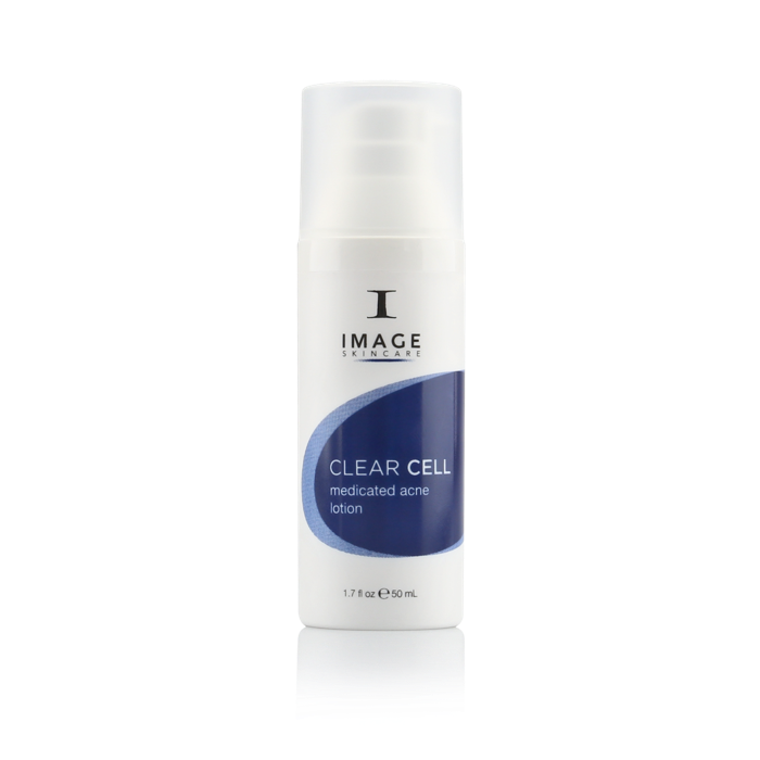 Image Skincare Clear Cell Medicate Acne Lotion - Chelsea ...